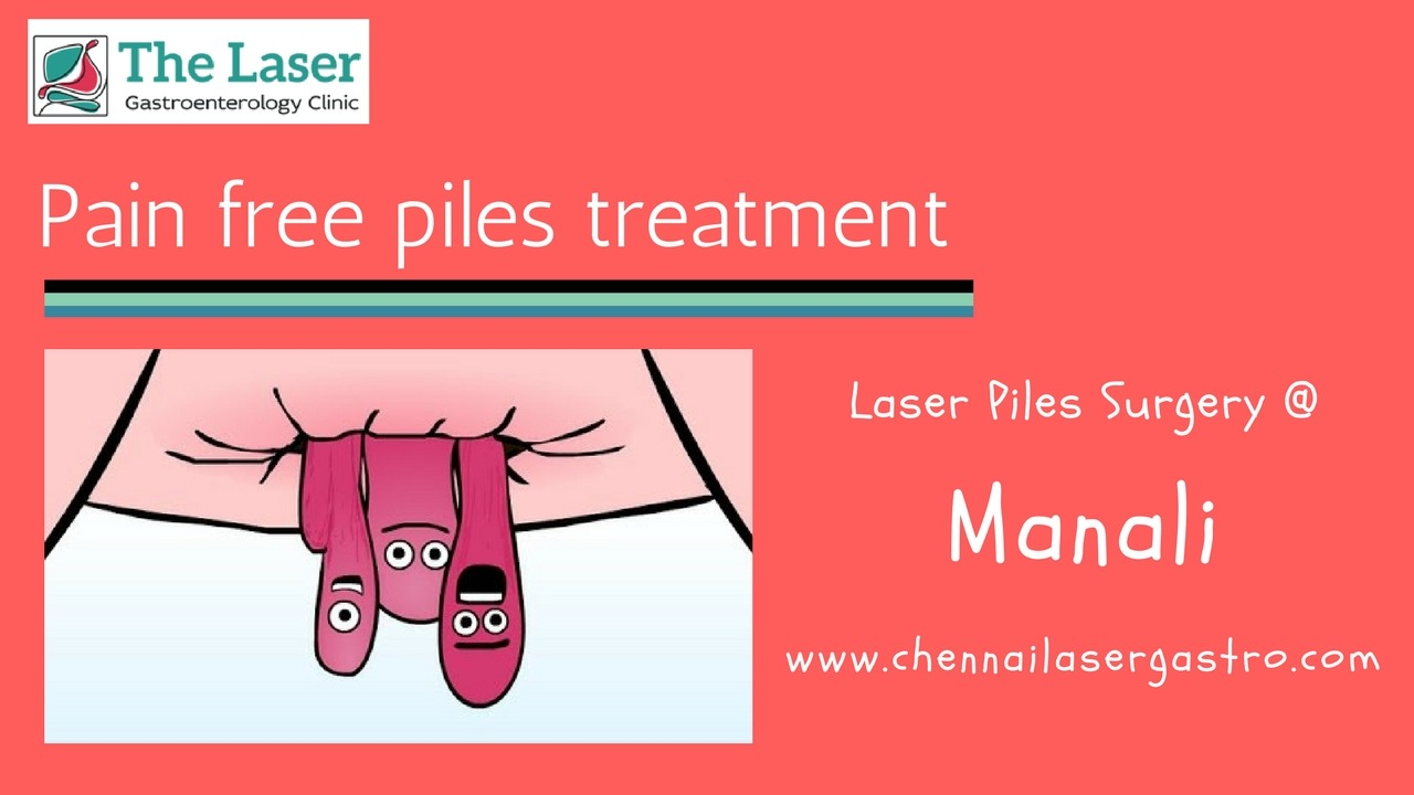 Piles treatment in Manali