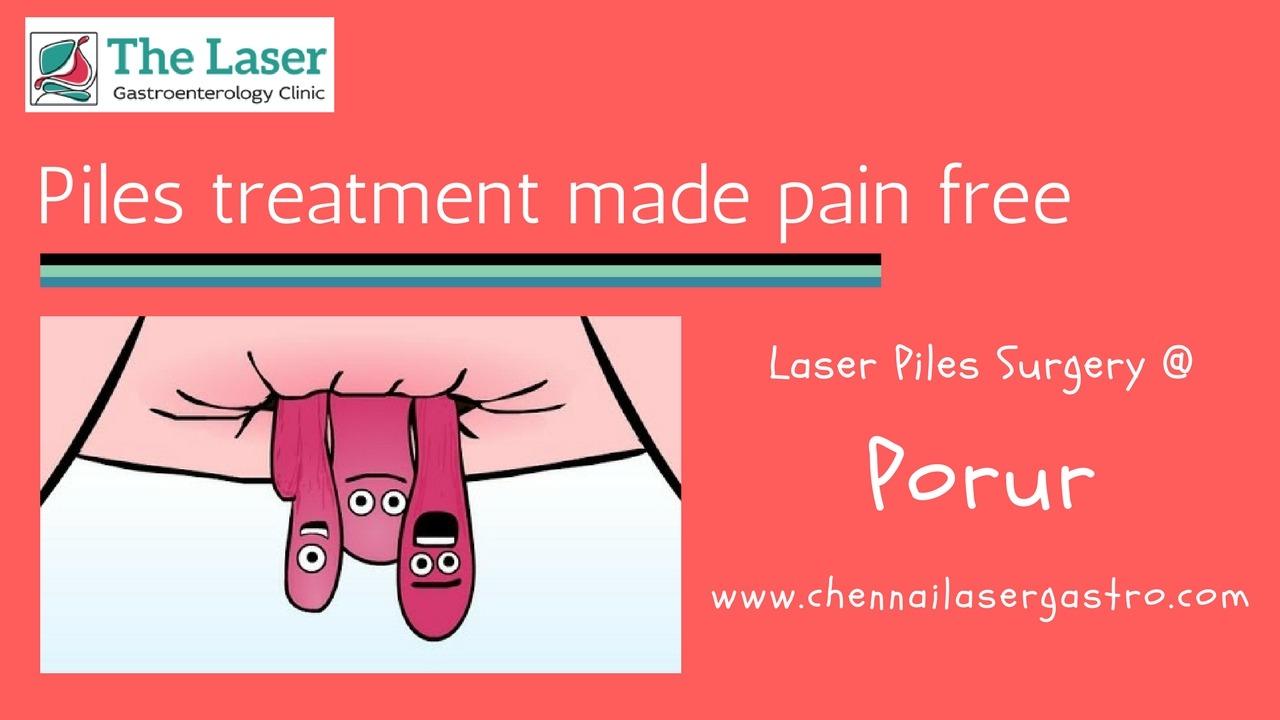 Piles treatment in porur
