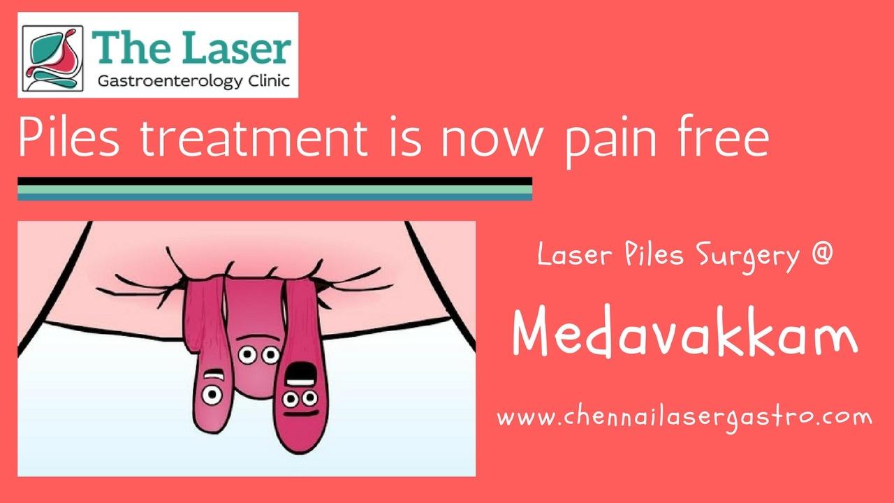 Piles treatment in medavakkam