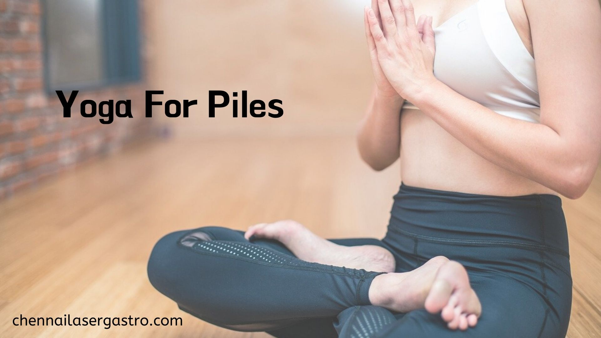 yoga exercise for piles