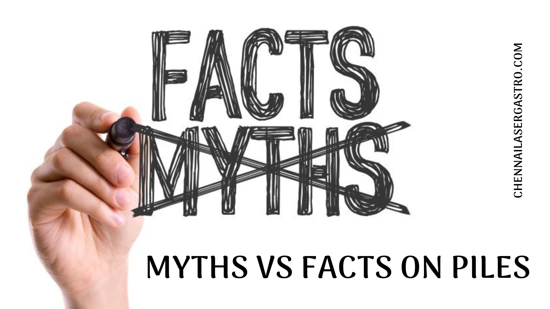 myths vs facts on piles